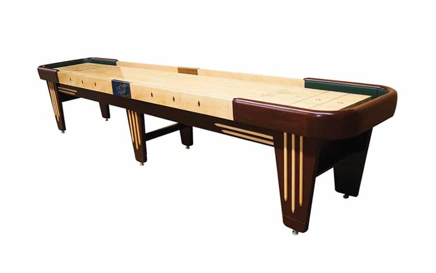 Chicago Shuffleboard Table Shuffleboard Tables For Sale - Standard shuffleboard table