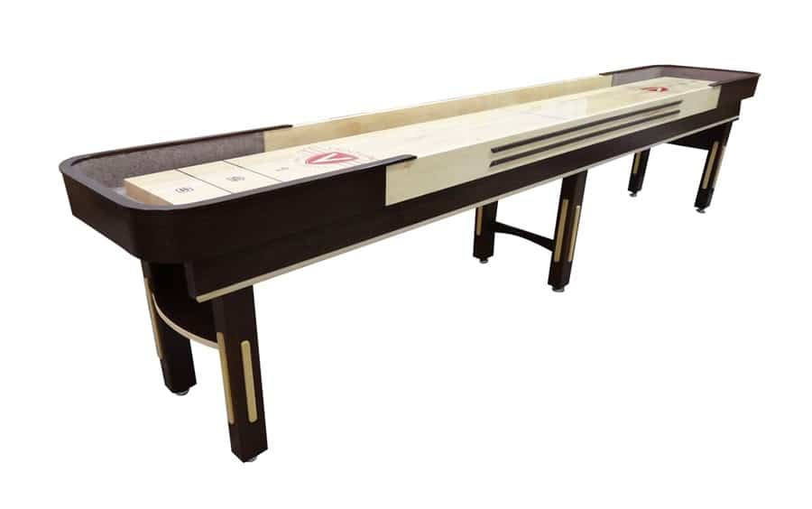 Merveilleux Sports Bar Shuffleboard Table