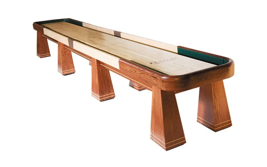 Saratoga U2013 Shuffleboard Table