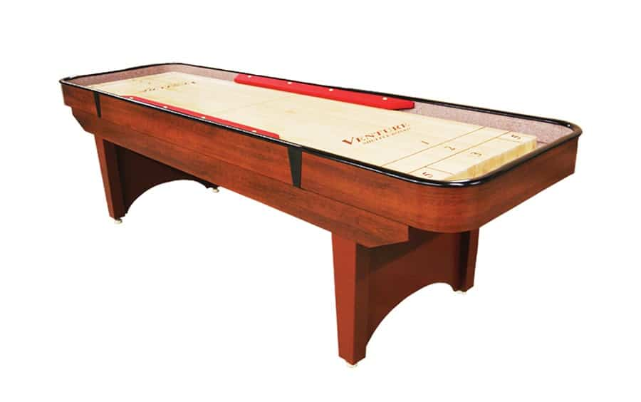 Clic Bankshot Shuffleboard Table