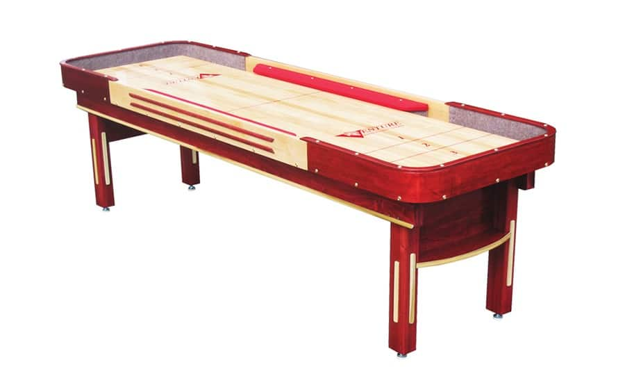 Grand Deluxe Bank Shot U2013 Shuffleboard Table