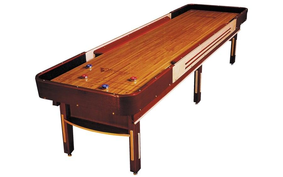 Buy custom grand deluxe cushion shuffleboard table for Table table table